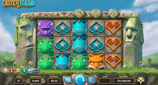 Easter Island in game preview 1