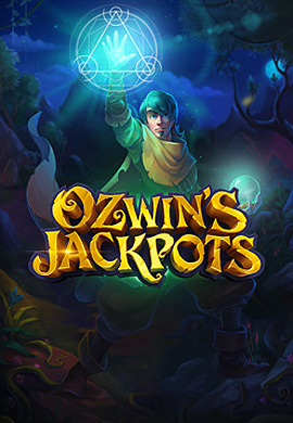Ozwin's Jackpots Poster