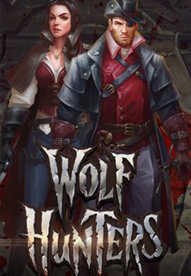 Wolf Hunters game poster