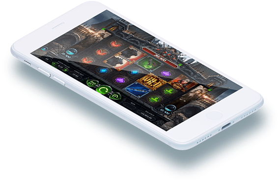 Wolf Hunters mobile play