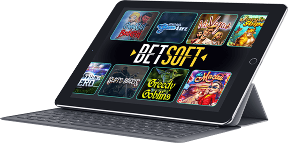 Betsoft mobile products