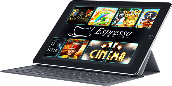 Espresso Games mobile products
