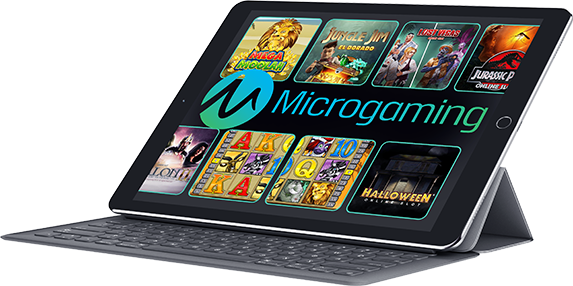 Play Microgaming Mobile Games