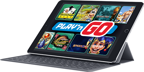 Play'n GO mobile products