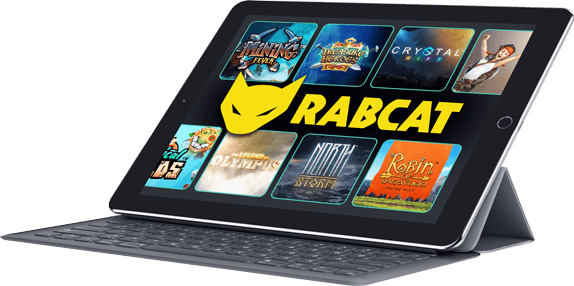 Rabcat's mobile products