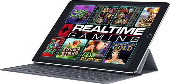 Play Realtime Gaming Mobile Games