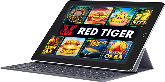 Red Tiger mobile games