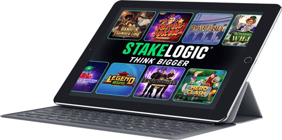 Stakelogic mobile products