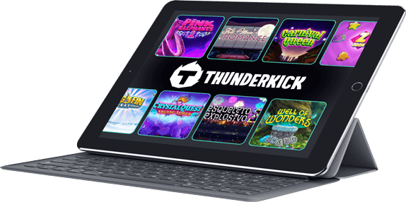 Thunderkick mobile products