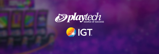 Playtech cross-licensing deal with IGT