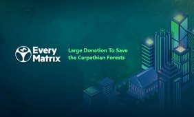 EveryMatrix Donate €50,000 to Save Romanian Forests