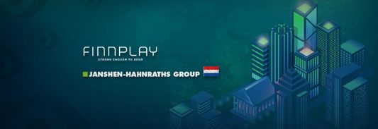 Finnplay has signed a deal with Janshen-Hahnraths