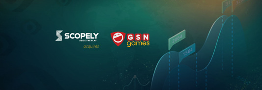 Scopely acquires GSN Games