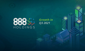 888 Holdings has recorded a growth in Q3
