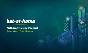 Bet-at-home Pull Their Austrian Casino Product
