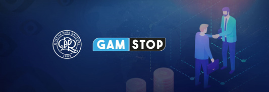 Queens Park Rangers has signed a partnership deal with GAMSTOP