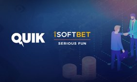 Quik Gaming and iSoftBet Join Forces