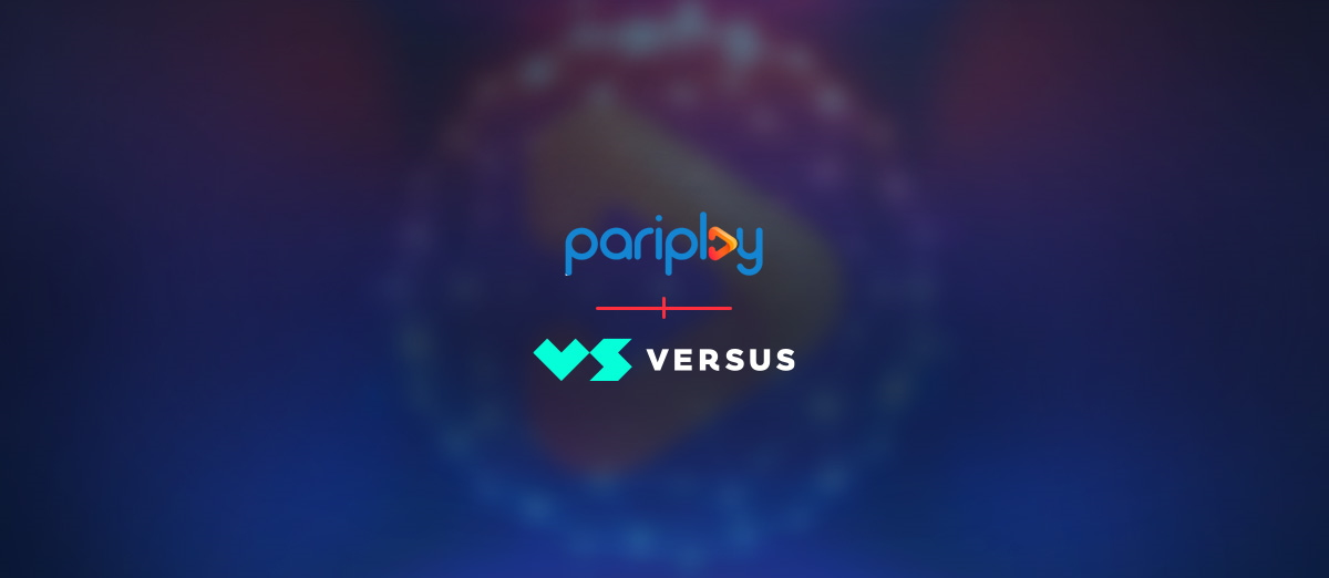 Pariplay signs a deal with VERSUS