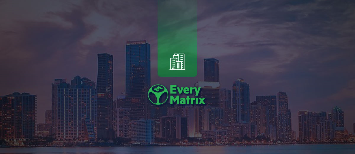 EveryMatrix has opened a new hub in Miami