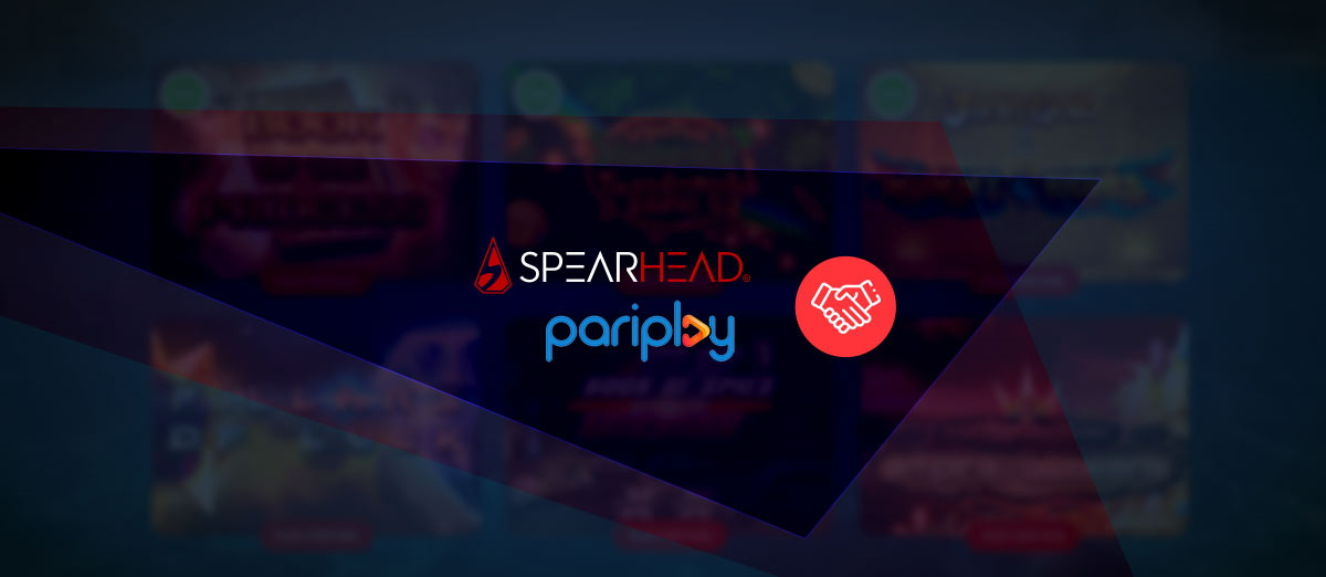 Spearhead Studios has signed a new deal with Pariplay
