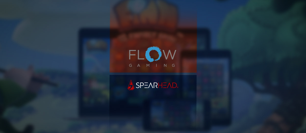 Spearhead Studios has signed a partnership agreement with Flow Gaming