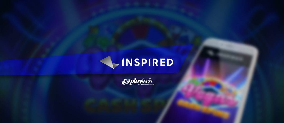 Inspired Entertainment has signed a deal with Playtech
