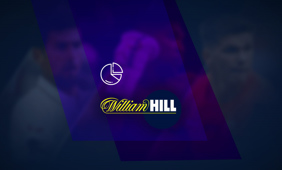 William Hill reported a fall in net revenues