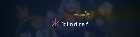 Pragmatic Play has signed a deal with Kindred