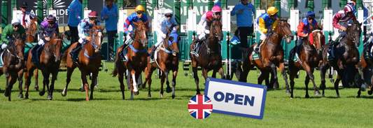Betting shops will open again at 3 December