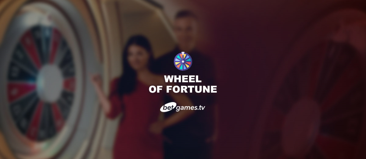 BetGames.TV has updated Wheel of Fortune
