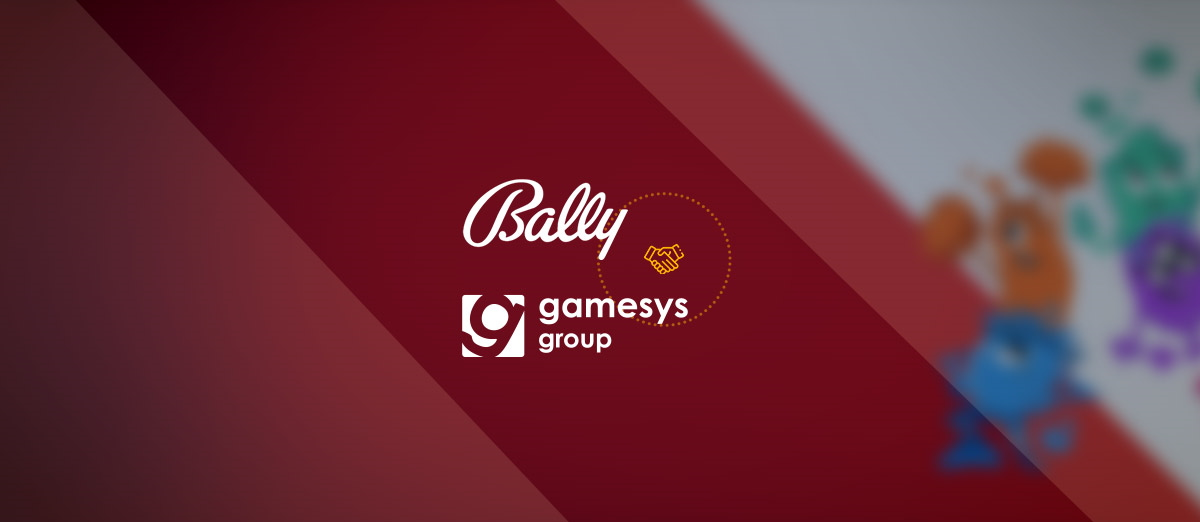 Bally's Corporation will acquire Gamesys