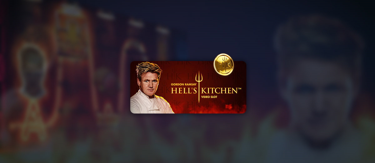 NetEnt has launched a Gordon Ramsays Hells Kitchen slot
