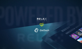 Relax Gaming has signed a agreement with OneTouch Technology
