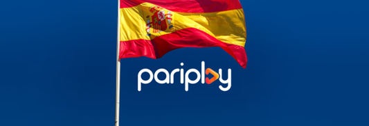 Pariplay go live in the Spanish market