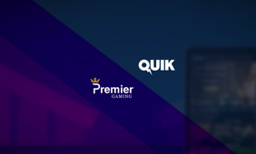 Quik Gaming has signed a deal to supply Premier Gaming with live dealer games