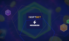 MegaRush has signed a content aggregator deal with iSoftBet