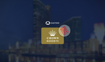 Crown Resorts has received a offer from  Oaktree Capital Management