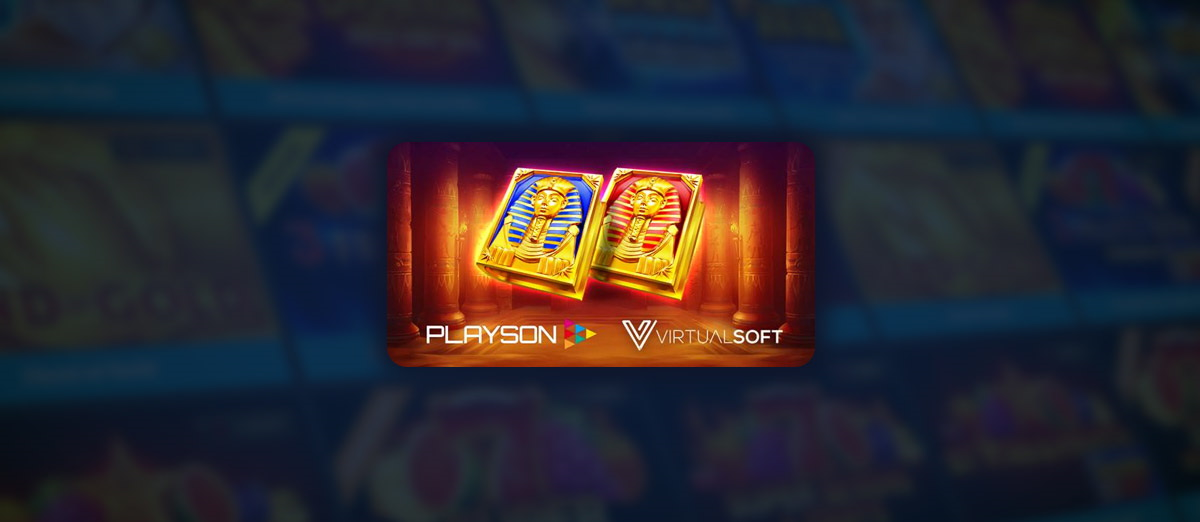 Playson has signed a deal with Virtualsoft