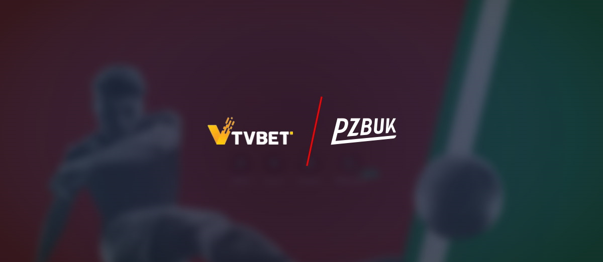 TVBET has signed a deal with PZBuk