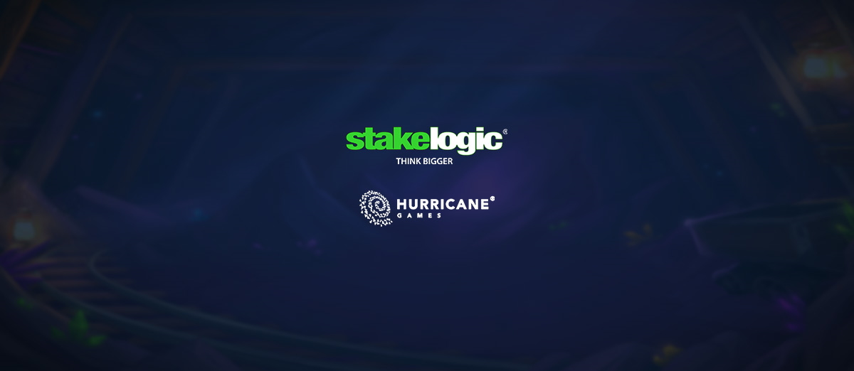 Stakelogic has acquired Hurricane Games