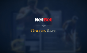 NetBet has announced a partnership deal with GoldenRace