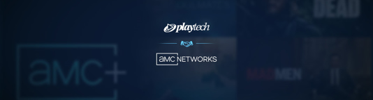 Playtech has signed a new deal AMC Networks
