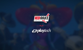 Red Rake Gaming has signed a content deal with Playtech