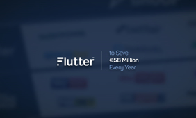 Flutter Entertainment is set to save almost 60 million