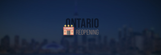 The casinos in Ontario are now open again