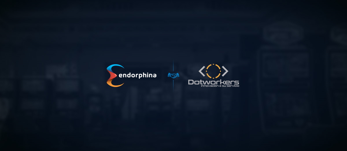 Endorphina has signed a partnership deal with Dotworkers