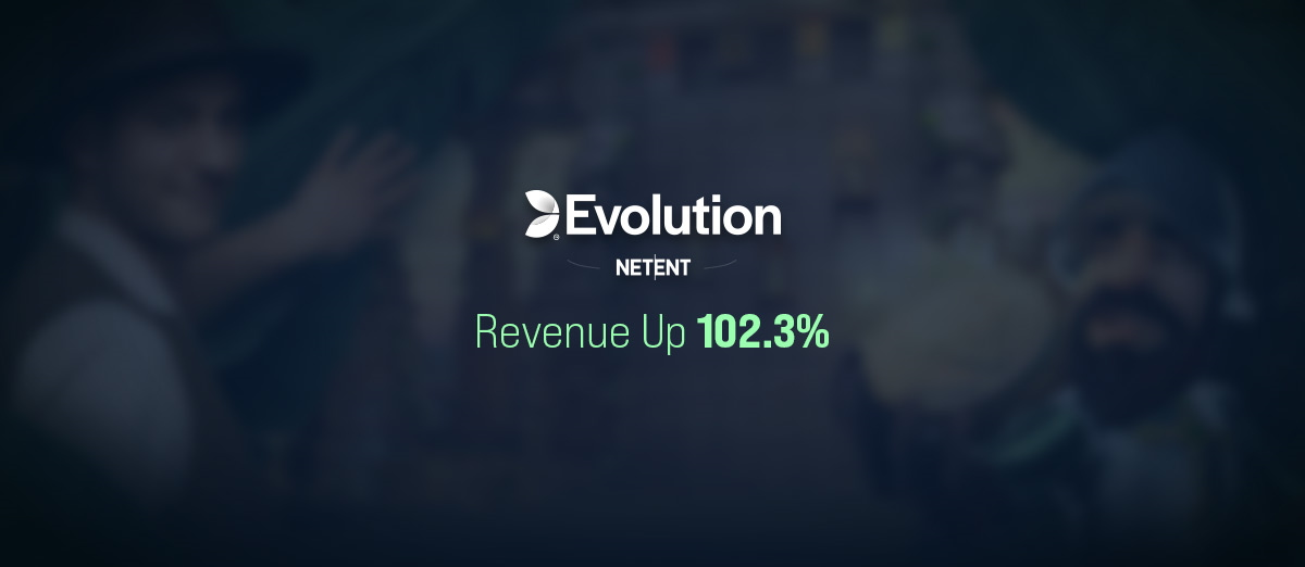 Evolution revenue rise up with more than 100%