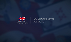 UKGC has announced a fall in the rate of gambling in UK