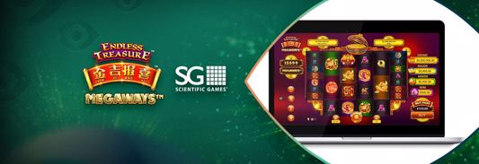 SG Digital has launched a new slot