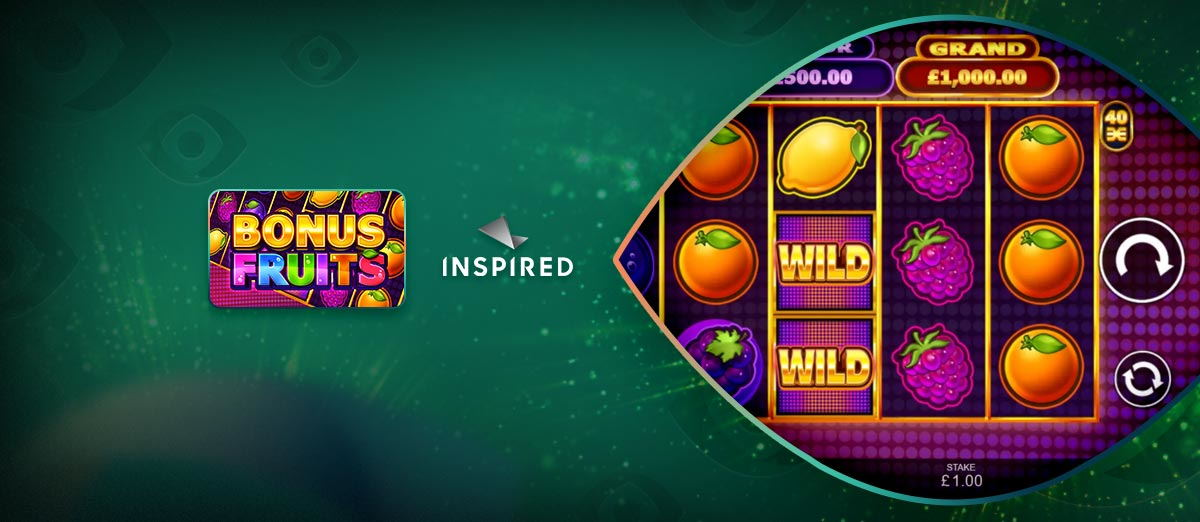 Inspired has launched a new slot